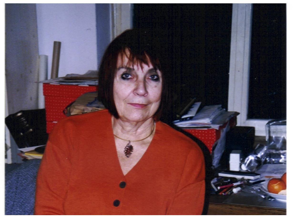 Farangis G. Yegane